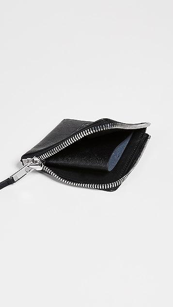 McQ - Alexander McQueen Zip Around Wallet