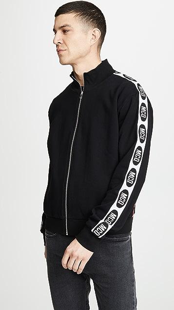 McQ - Alexander McQueen Zip Through Track Jacket