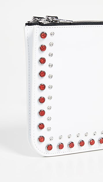 McQ - Alexander McQueen Сумка через плечо с двумя косметичками