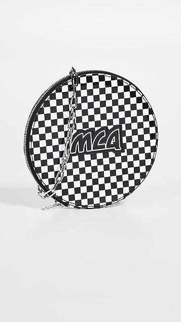 McQ - Alexander McQueen Circle Pouch Bag