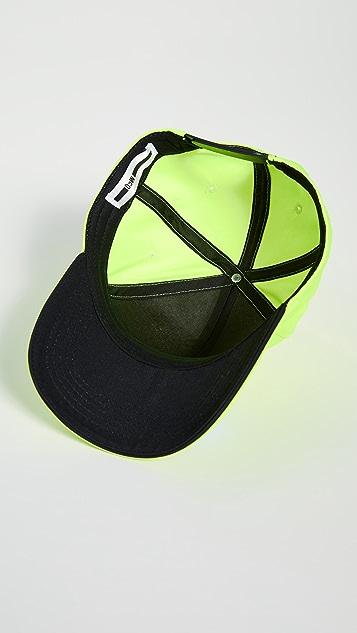McQ - Alexander McQueen Logo Baseball Cap