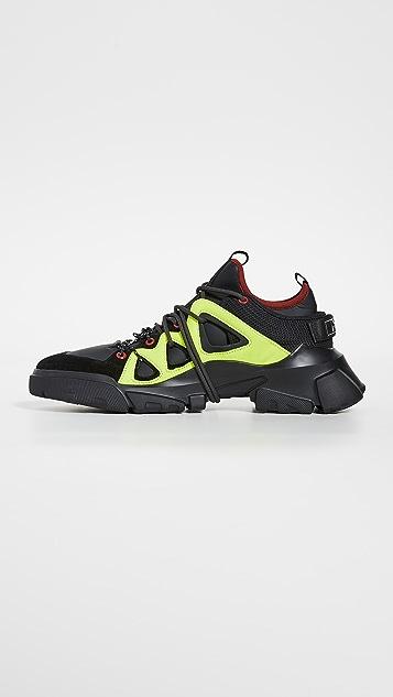 McQ - Alexander McQueen Orbyt Mid Runner Sneakers