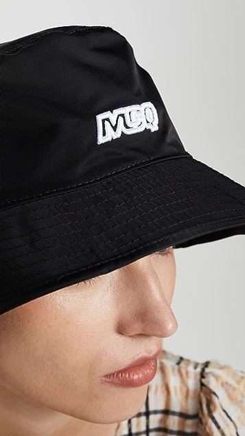 McQ - Alexander McQueen Панама с логотипом