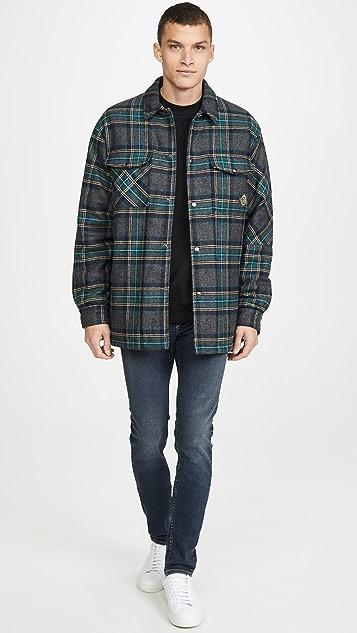 McQ - Alexander McQueen Padded Overshirt Jacket