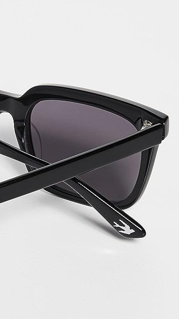 McQ - Alexander McQueen Small Square Acetate Sunglasses