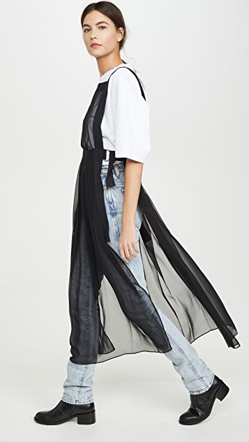 McQ - Alexander McQueen Akuso Apron Dress