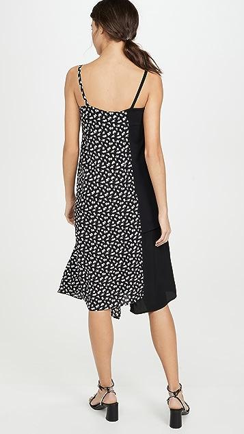 McQ - Alexander McQueen Strap Drape Dress