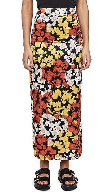 McQ - Alexander McQueen Back Slit Skirt