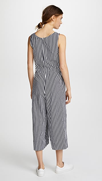 MDS Stripes Amanda Jumpsuit