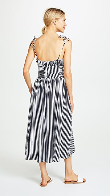 MDS Stripes Charlotte Cami Dress