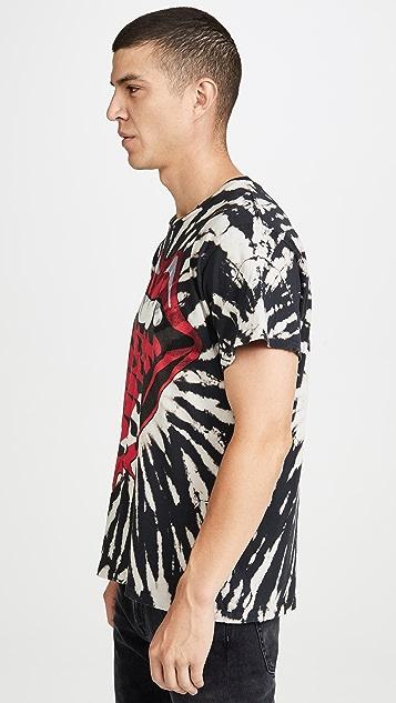 Madeworn Short Sleeve The Rolling Stones Voodoo Tee Shirt
