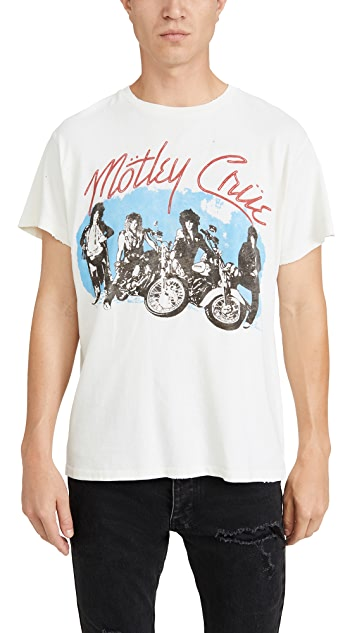 Madeworn Motley Crue T-Shirt