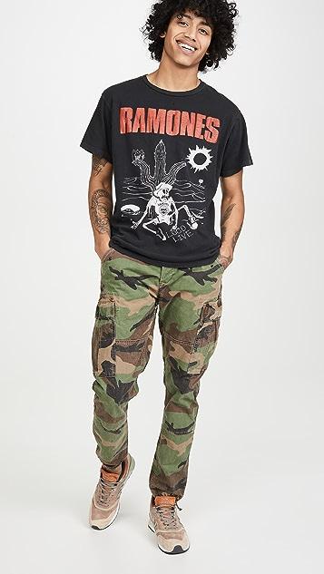 Madeworn Ramones Loco Live T-Shirt