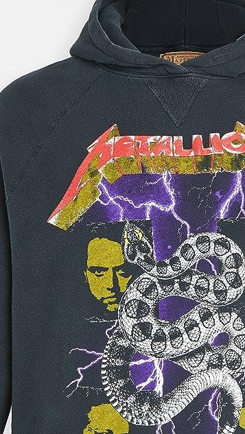 Madeworn Metallica Hoodie