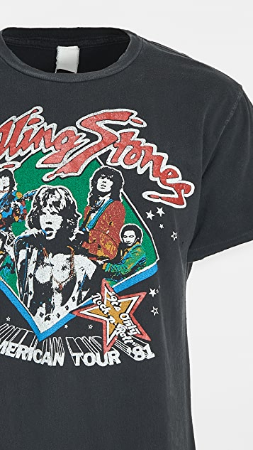 Madeworn Rolling Stones Tee