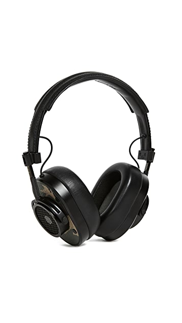Master & Dynamic MH40 Over Ear Headphones with Microphone