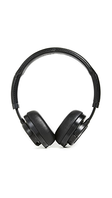 Master & Dynamic MW50+ On Plus Over Ear Wireless Headphones