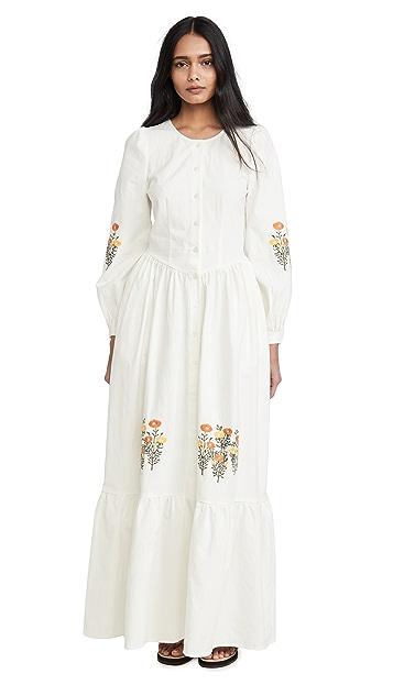 Meadows Anemone Dress