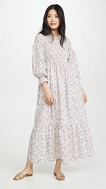 Meadows Blush 连衣裙