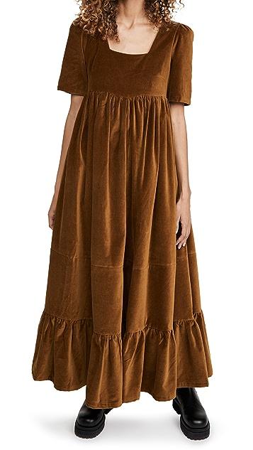 Meadows 三叶式连衣裙
