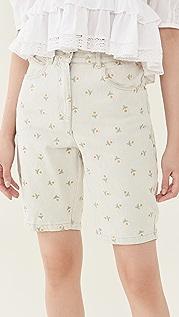Meadows Begonia Shorts
