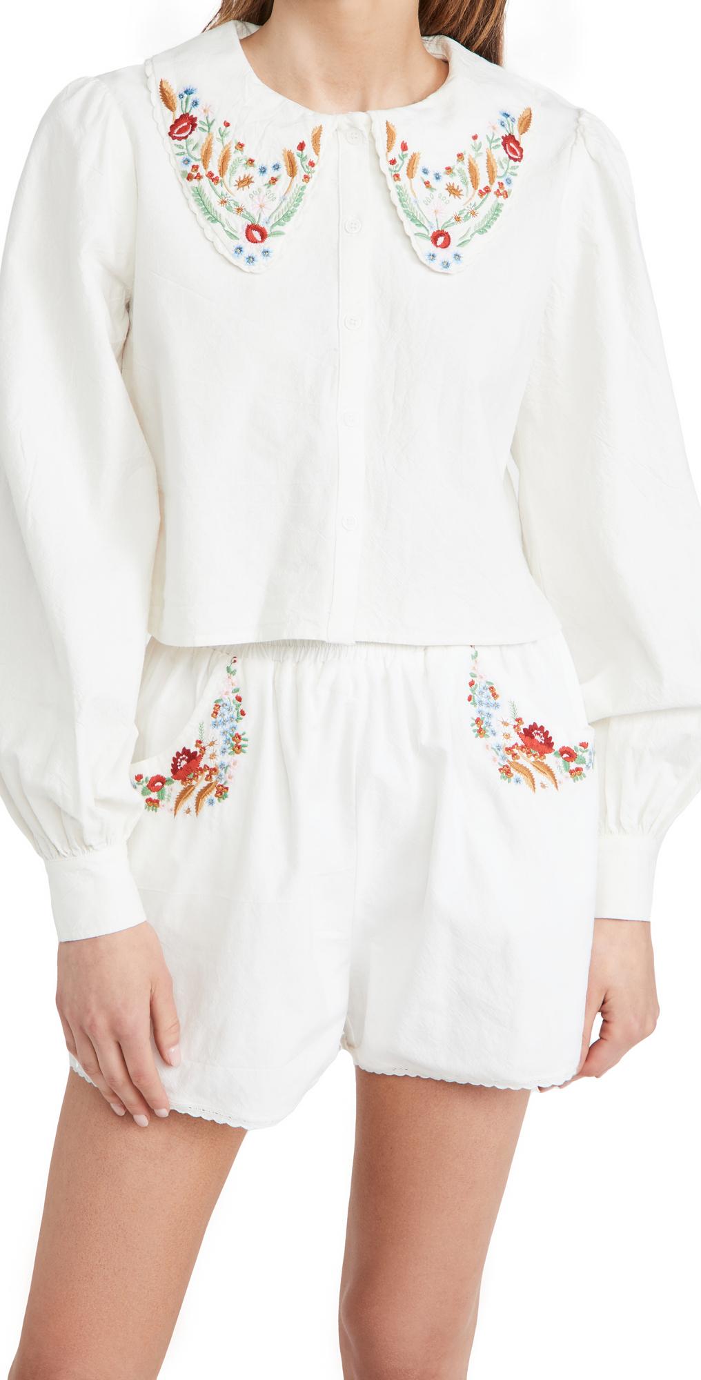 Foxglove Shirt