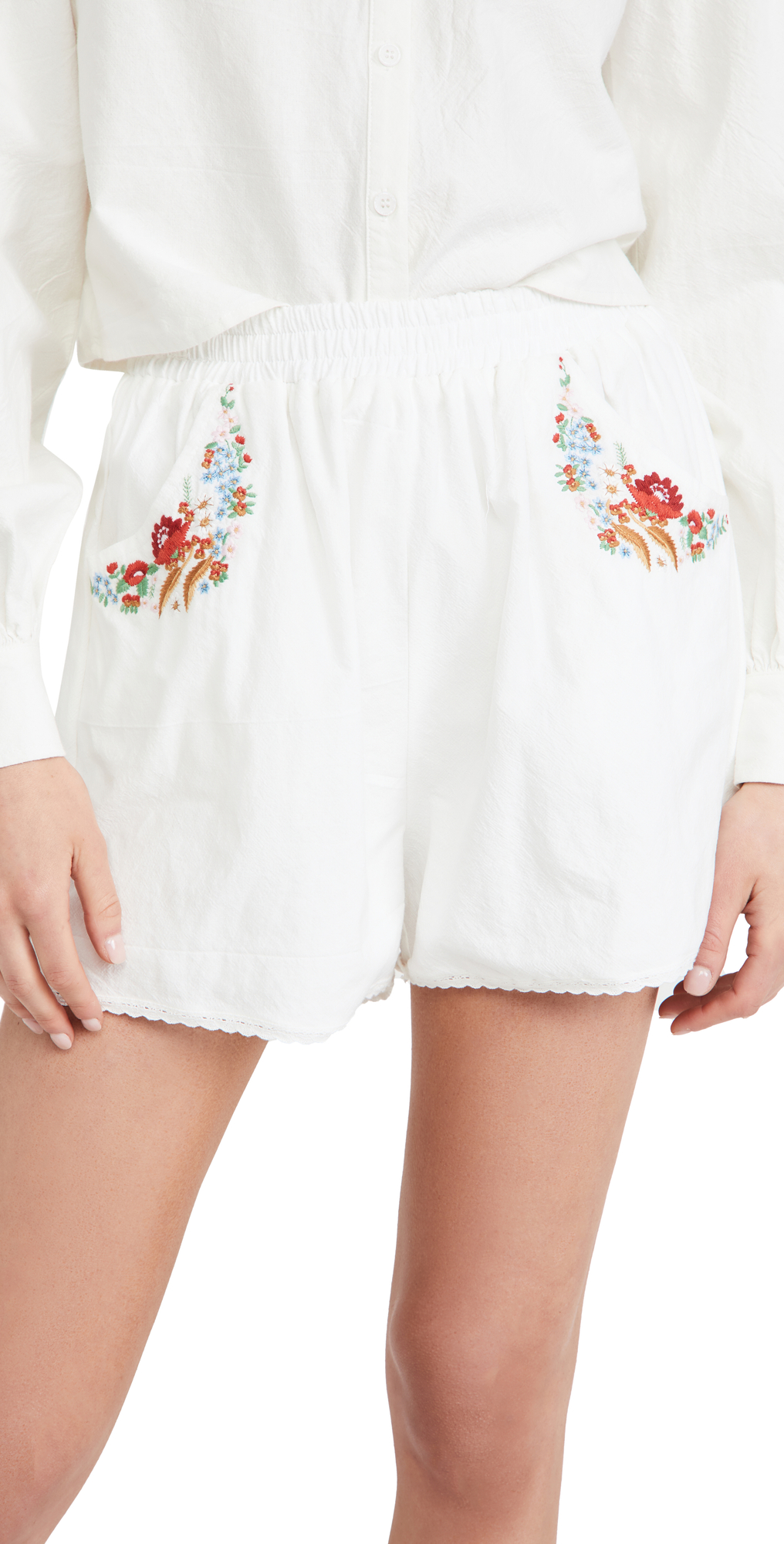 Caspia Shorts