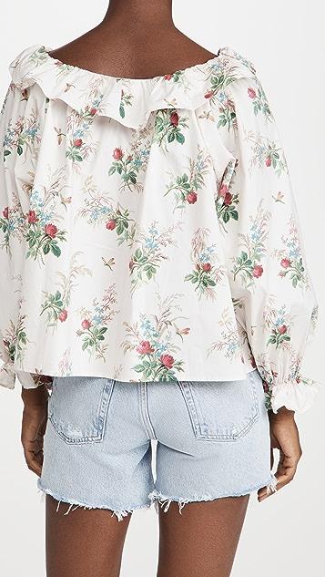 Meadows Hosta Shirt