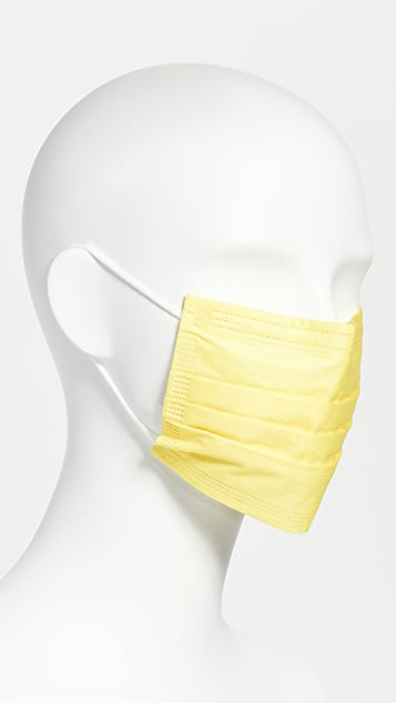 Medipop 5 Pack Disposable Face Covering