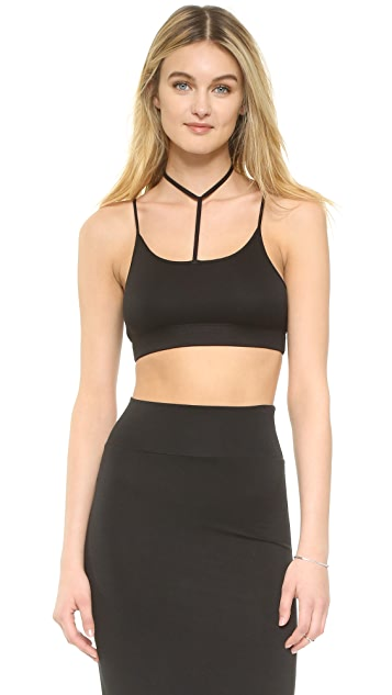MEESH Bloom Crop Top