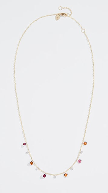 Meira T 14k Candy Drops Necklace