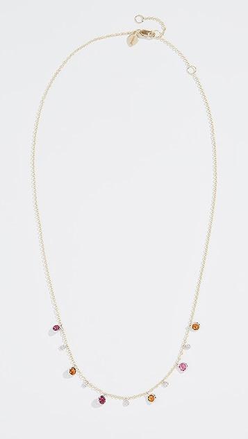 Meira T Колье Candy Drops из 14-каратного золота