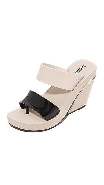 Melissa Summer High Wedge Sandals