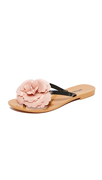 Melissa Harmonic Flower Thong Sandals
