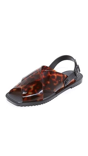 Melissa Sauce Crisscross Sandal xM33jF
