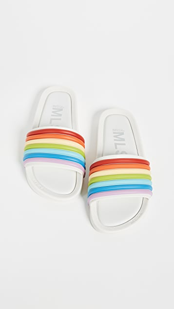Melissa Beach 3DB Rain Slides