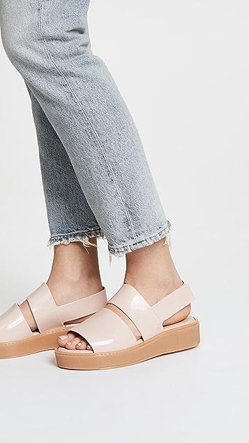 Melissa Soho Platform Sandals