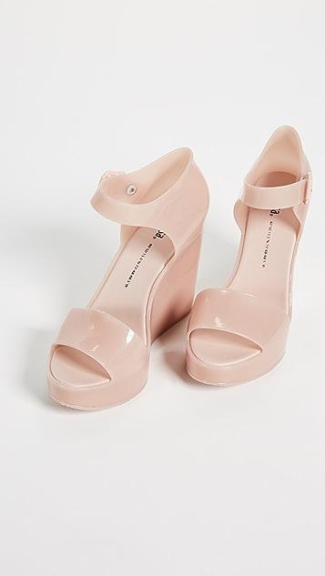 Melissa Mar Wedge Sandals