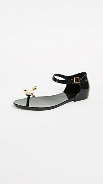 Melissa x Vivienne Westwood Honey Sandals ...