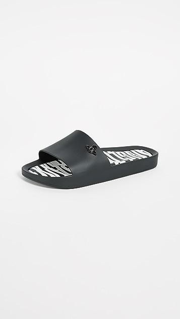 Melissa x Vivienne Westwood Beach Slides
