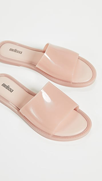 Melissa Soul Pool Slide Sandals