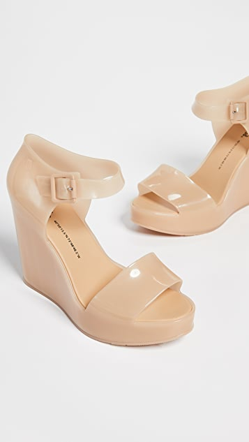 Melissa Mar Wedge Sandals