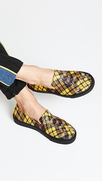 Melissa Ground Slip On Sneakers
