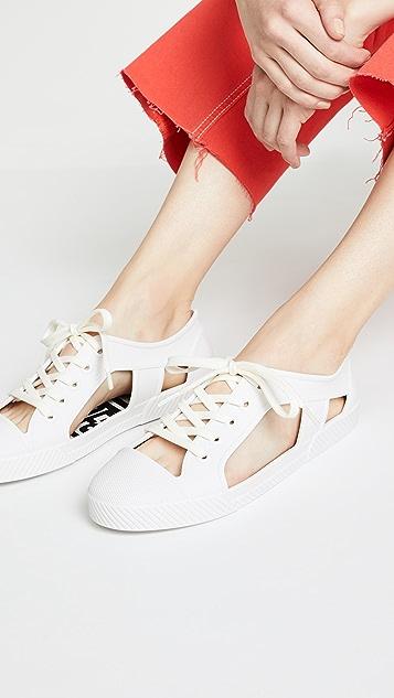 Melissa x Vivienne Westwood Brighton Sneakers