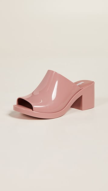 Melissa Mule Open Toe Sandals