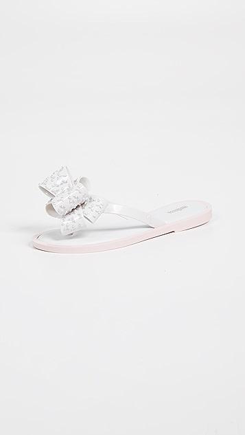 Melissa Sweet Flip Flops