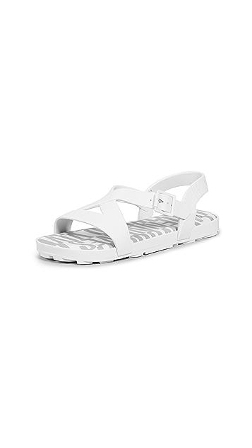 Melissa x Vivienne Westwood Strappy Sandals