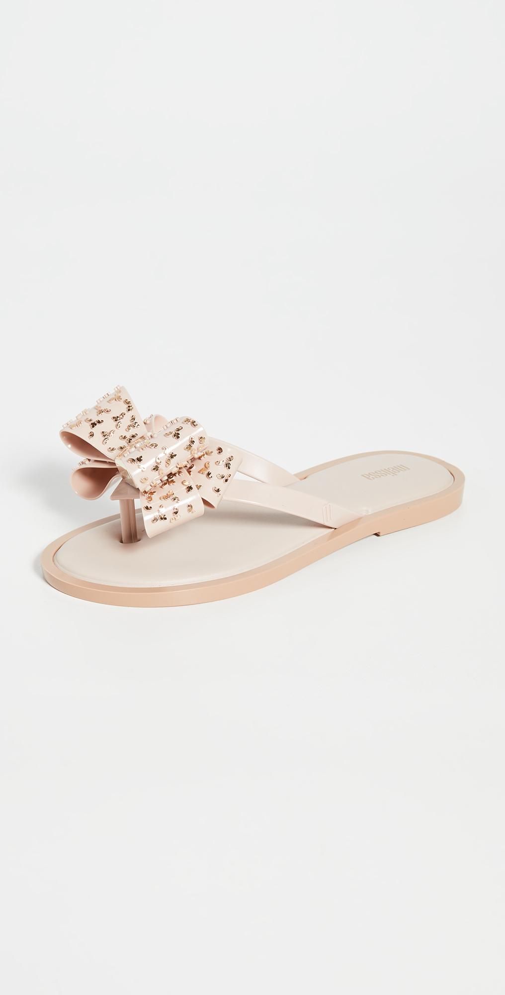 Details about  /Melissa Women/'s Sweet Flip Flops