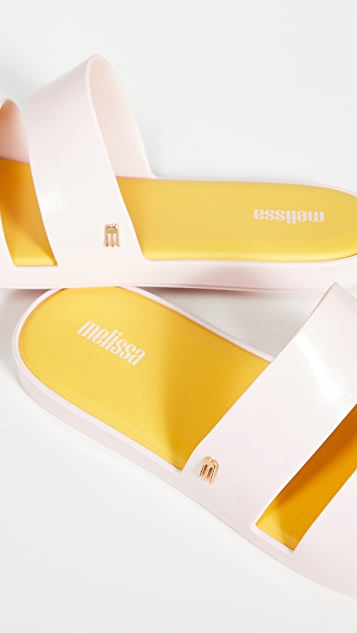 Melissa Melissa Color Pop 凉拖鞋