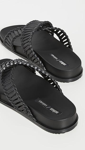 Melissa x Salinas Cosmic II 便鞋